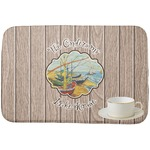 Lake House Dish Drying Mat (Personalized)