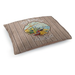 Lake House Dog Bed (Personalized)