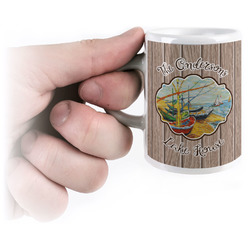 Lake House Espresso Cups (Personalized)