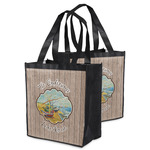 Lake House Grocery Bag (Personalized)
