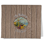Lake House Kitchen Towel - Full Print (Personalized)
