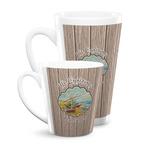 Lake House Latte Mug (Personalized)