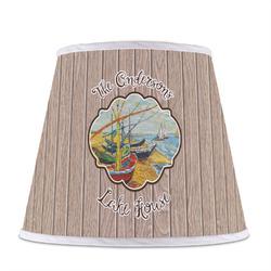 Lake House Empire Lamp Shade (Personalized)