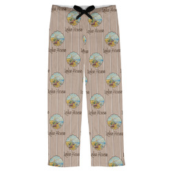 Lake House Mens Pajama Pants (Personalized)