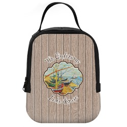 Lake House Neoprene Lunch Tote (Personalized)