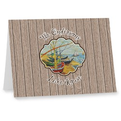 Lake House Notecards (Personalized)
