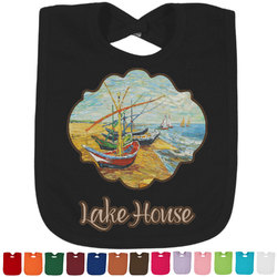 Lake House Bib - Select Color (Personalized)