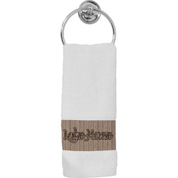 Lake House Hand Towel (Personalized)