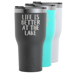Lake House RTIC Tumbler - 30 oz (Personalized)