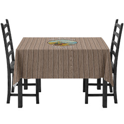 Lake House Tablecloth (Personalized)