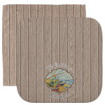 Lake House Facecloth / Wash Cloth (Personalized)
