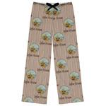 Lake House Womens Pajama Pants (Personalized)