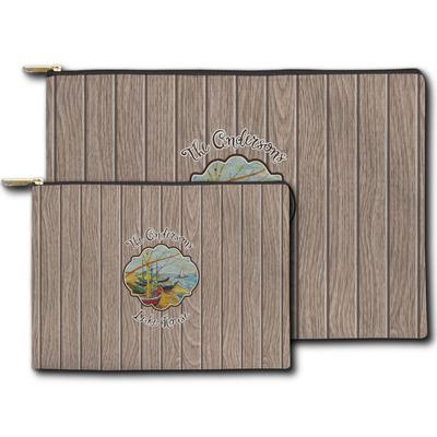 Lake House Zipper Pouch (Personalized)