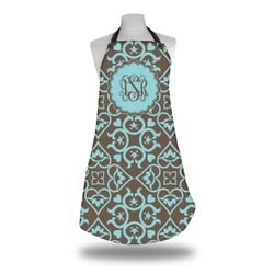 Floral Apron (Personalized)