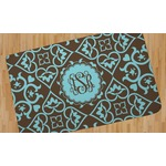 Floral Area Rug (Personalized)