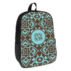 Floral Kids Backpack (Personalized)