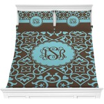 Floral Comforter Set (Personalized)