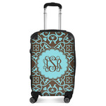 Floral Suitcase (Personalized)