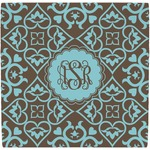 Floral Ceramic Tile Hot Pad (Personalized)