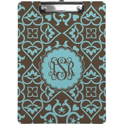 Floral Clipboard (Personalized)