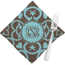 Floral Napkins (Set of 4) (Personalized)
