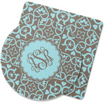 Floral Rubber Backed Coaster (Personalized)