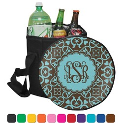 Floral Collapsible Cooler & Seat (Personalized)