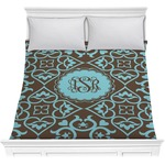 Floral Comforter (Personalized)