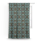 Floral Curtain (Personalized)