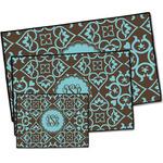 Floral Door Mat (Personalized)
