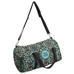 Floral Duffel Bag (Personalized)