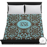 Floral Duvet Cover (Personalized)