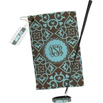 Floral Golf Towel Gift Set (Personalized)