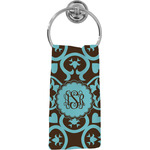 Floral Hand Towel - Full Print (Personalized)