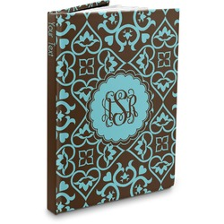 Floral Hardbound Journal (Personalized)