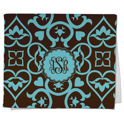 Floral Kitchen Towel - Full Print (Personalized)