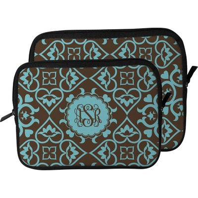 Floral Laptop Sleeve / Case (Personalized)