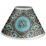 Floral Coolie Lamp Shade (Personalized)
