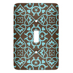 Floral Light Switch Covers (Personalized)