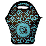 Floral Lunch Bag w/ Monogram
