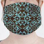 Floral Face Mask Cover (Personalized)