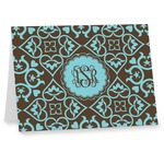 Floral Note cards (Personalized)