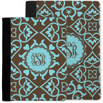 Floral Notebook Padfolio w/ Monogram