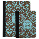 Floral Padfolio Clipboard (Personalized)