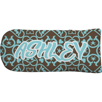 Floral Putter Cover (Personalized)