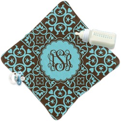 Floral Security Blanket (Personalized)