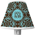Floral Shade Night Light (Personalized)