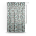 Floral Sheer Curtains (Personalized)
