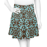 Floral Skater Skirt (Personalized)
