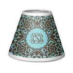 Floral Chandelier Lamp Shade (Personalized)